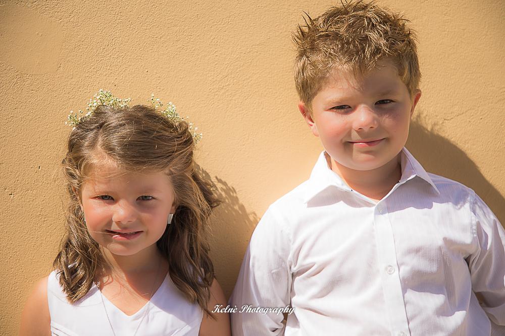Cayden & Ayla Family Portrait