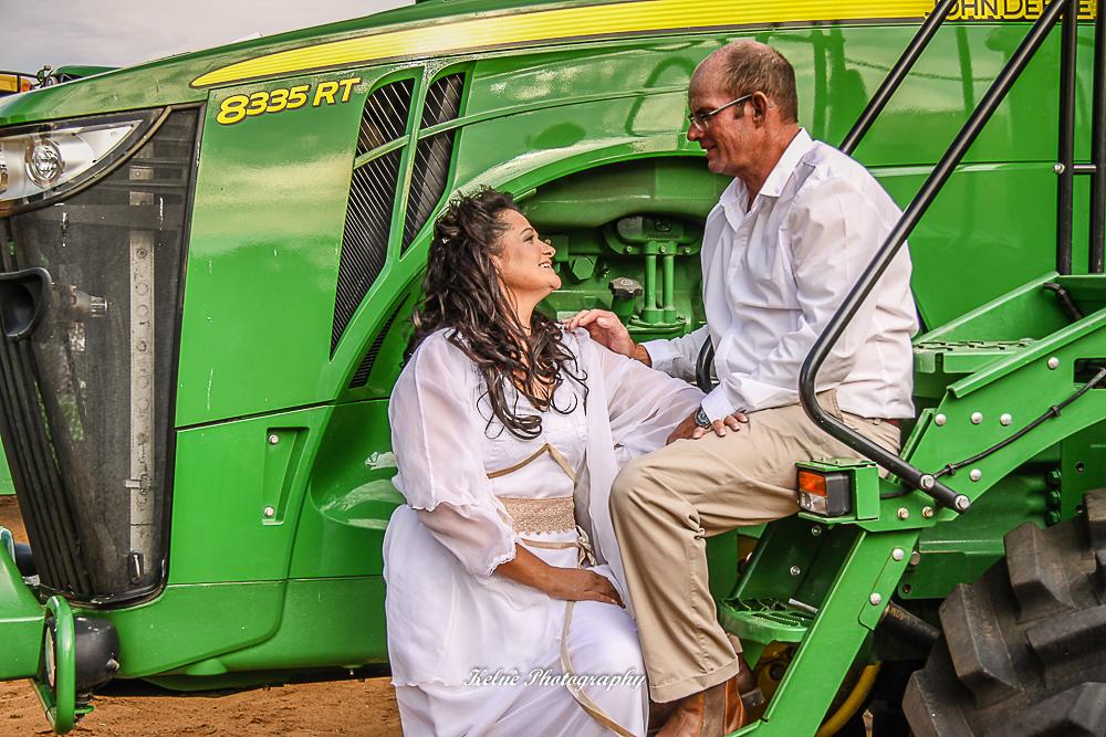 Farm Wedding Photo Shoot - Dawie & Magda Burger