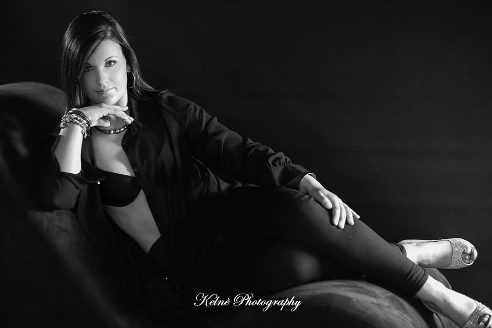 Boudoir photo shoot - Tammy van Aswegen | Kelné Photography