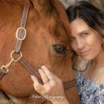 Photo portrait: Horse Trainer, Coach and Instructor Jennifer Scholtz