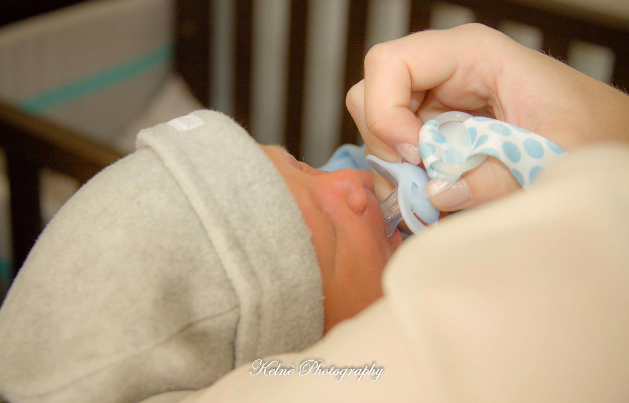 Newborn Shoot, Zanrich, 9 days old - Kelné Photography