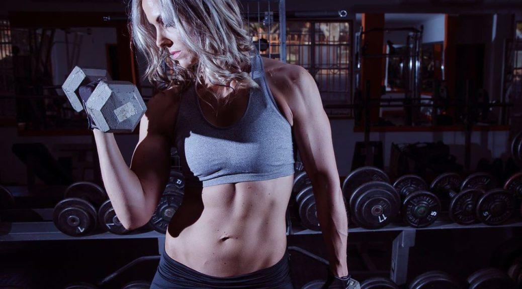 Michelle Oosthuizen Fitness Shoot | Kelné Photography