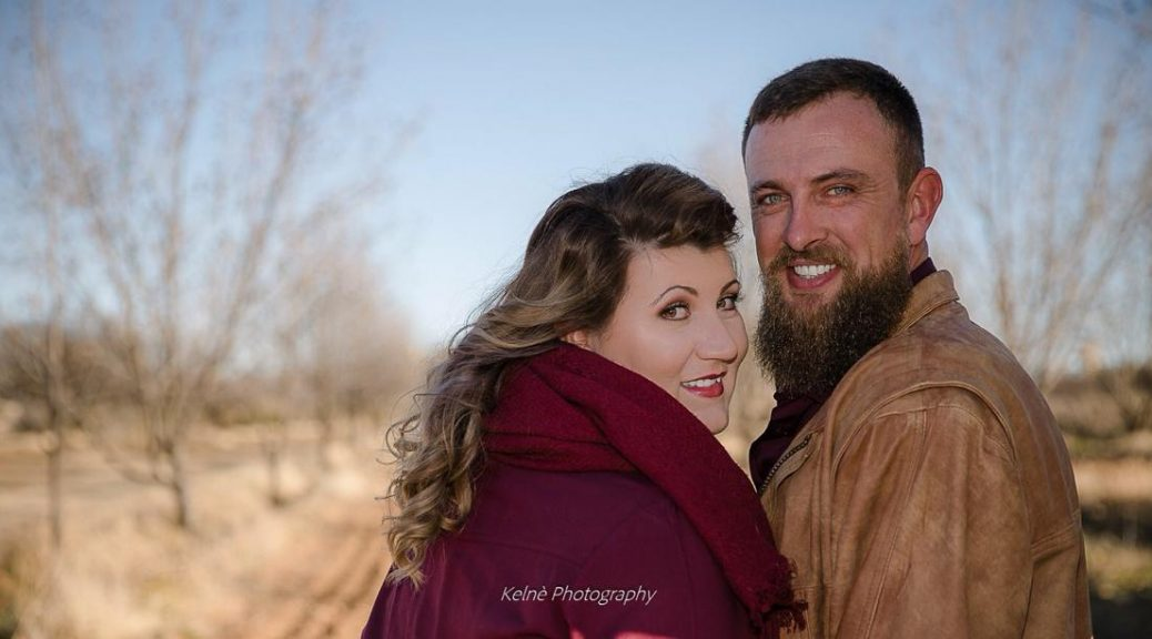 Pre-wedding Photoshoot of Rynerie Janse van Rensburg & Dolf Botha