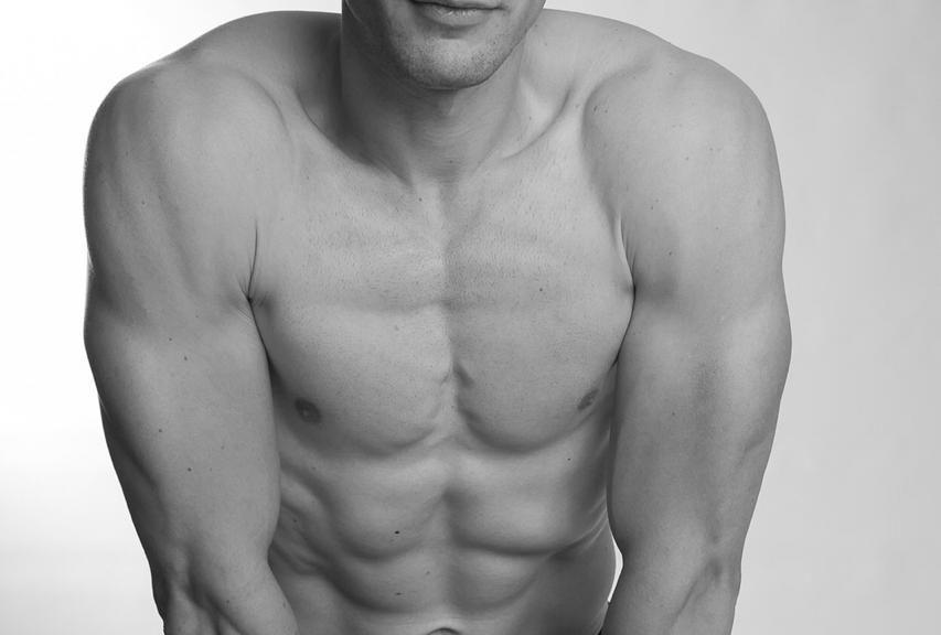 Fitness Shoot: Pieter Janse van Rensburg