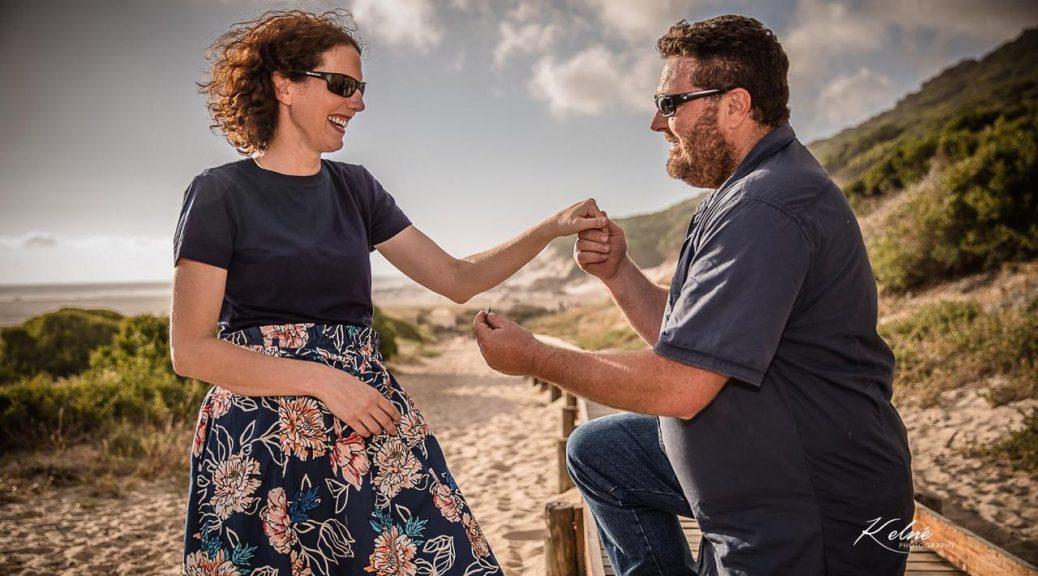Hanno & Engela Engagement Photoshoot