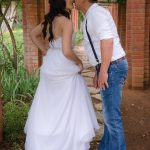 Chris-marie & Tiaan, Troudag ~The Willows, Bloemfontein