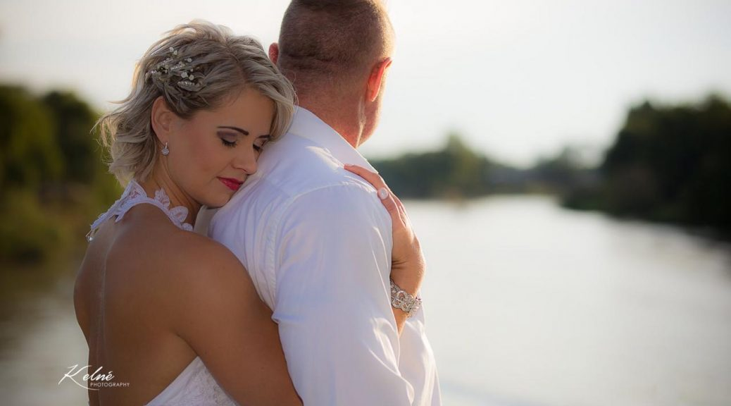 Wedding photoshoot Vicky Fourie & André Grobler