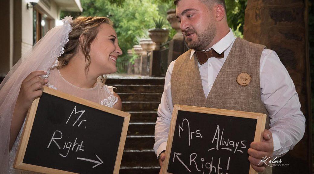 Wedding photoshoot Marelize & Marcel 9 Maart 2019