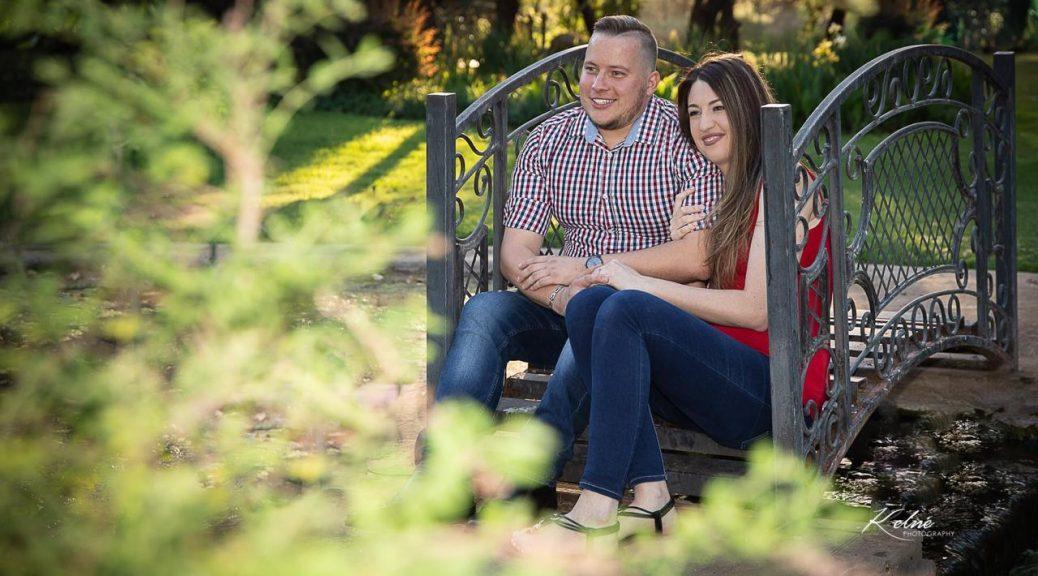 Engagement: Nadine van Dalen & Roan Landman 28 Oct 2019
