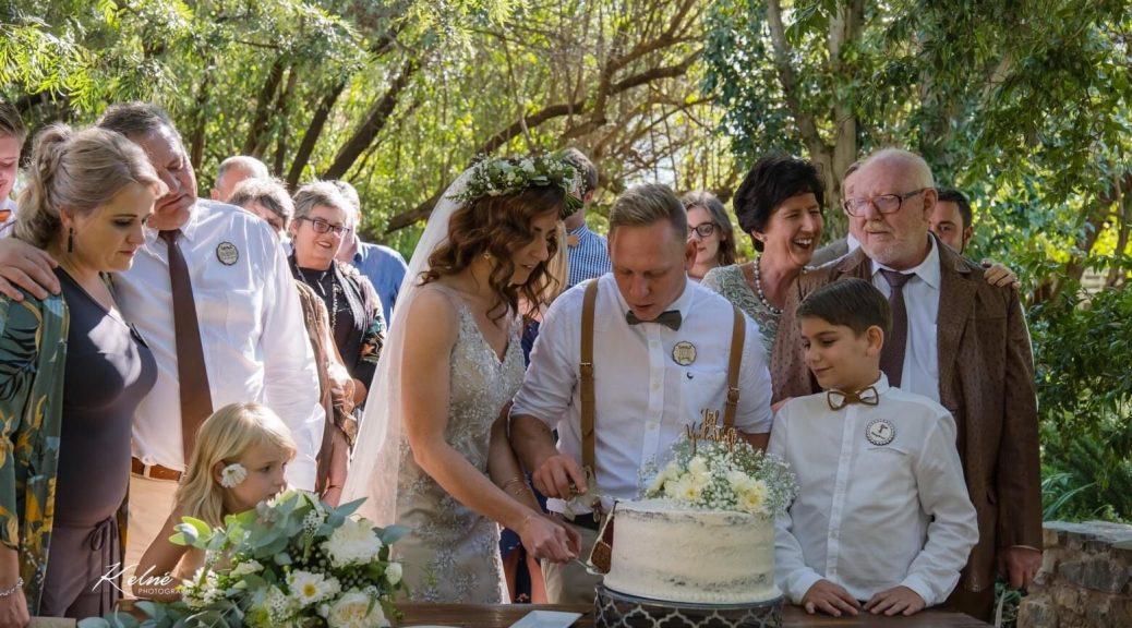 Wedding Louisa & Jacques van der Walt